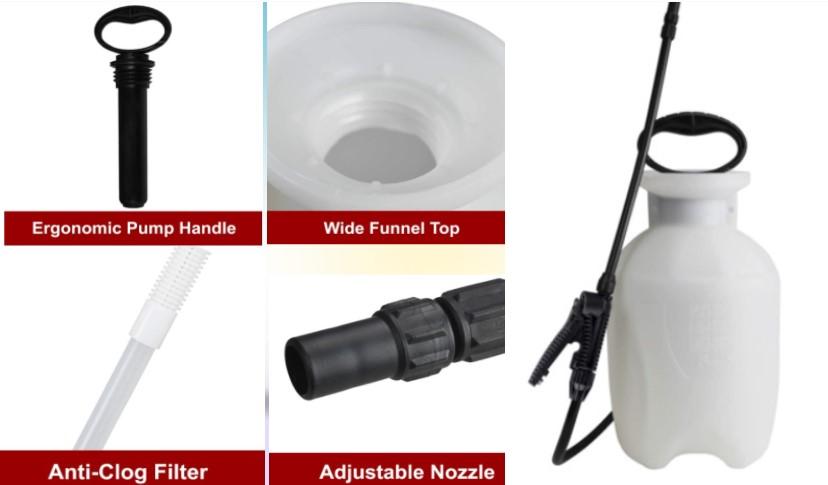 CHAPIN 1-Gallon Plastic Tank Sprayer
