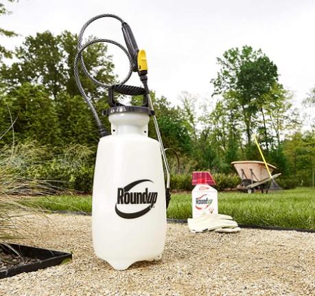 roundup 2 gallon sprayer hose and nozzle