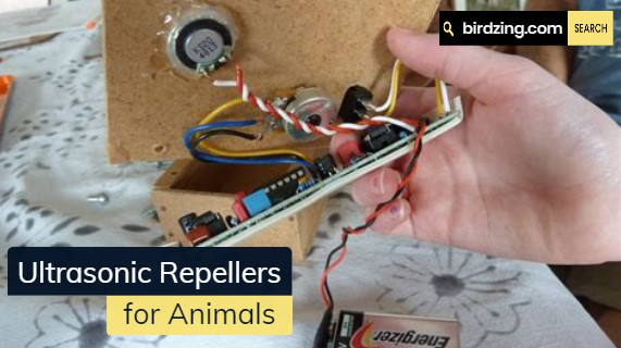 Ultrasonic Repellers for Animals