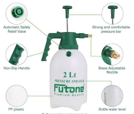 0.5-gallon Multi-Purpose Sprayer