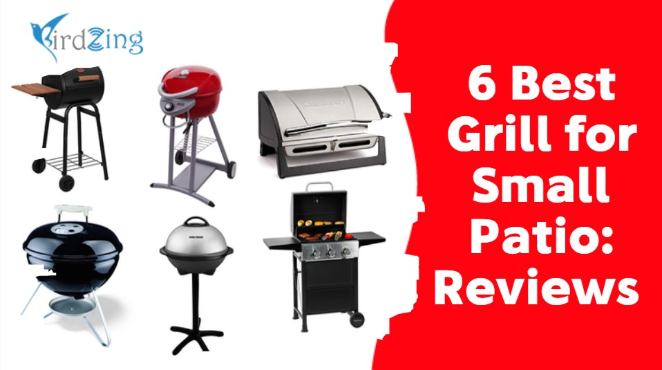 Best Grill for Small Patio