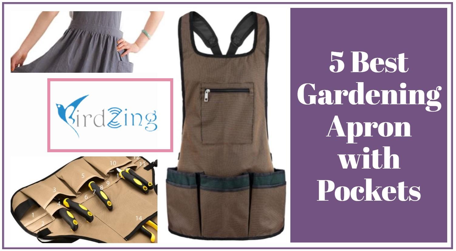 best gardening apron reviews