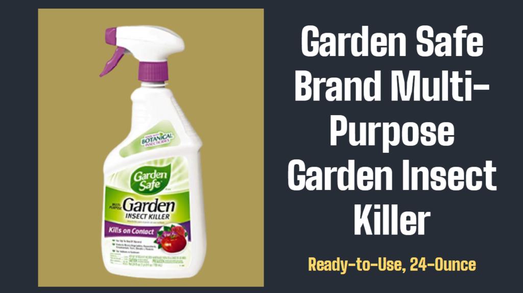Garden Safe Garden Insect Killer Review